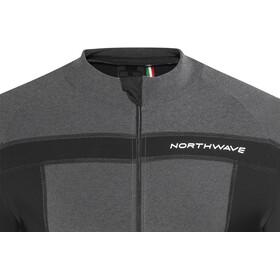 Northwave Celsius jersey lange mouwen Heren grijs/zwart
